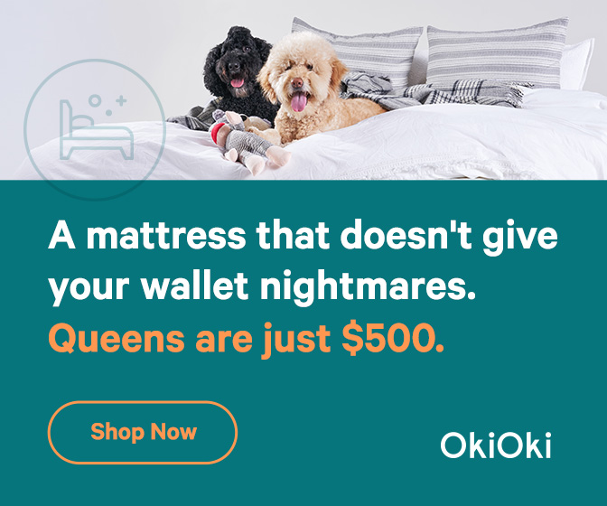 Queen Mattress just $500