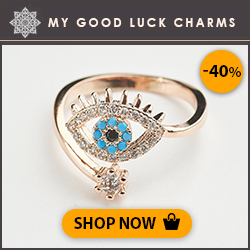 Shop Rings at MyGoodLuckCharms.com