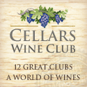 Enjoy Great Wine with Cellars Wine Club!