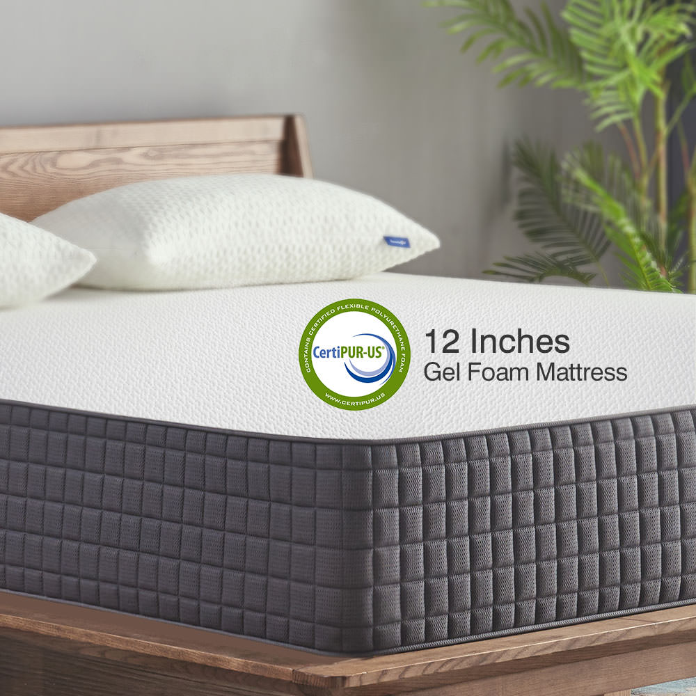 sweetnight queen mattress reviews