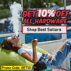 Get 10% Off All Hardware at ProVape.com