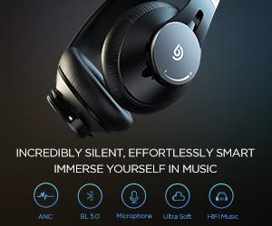 Bomaker ANC headphones