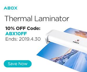 Thermal Laminator Deal