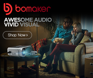 Bomaker: Awesome Audio, Vivid Visual