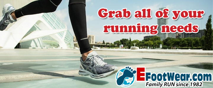 efootwear.com Asics runner