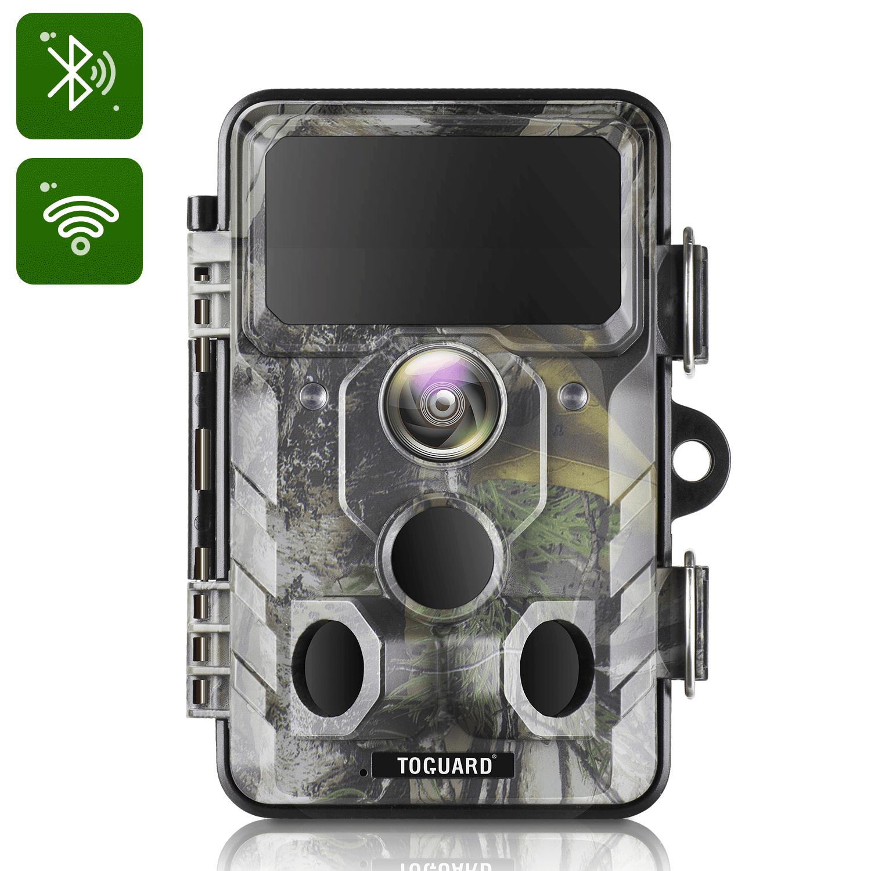 Toguard H85 Trail Camera WiFi Bluetooth 20MP 1296P Hunting Game Camera