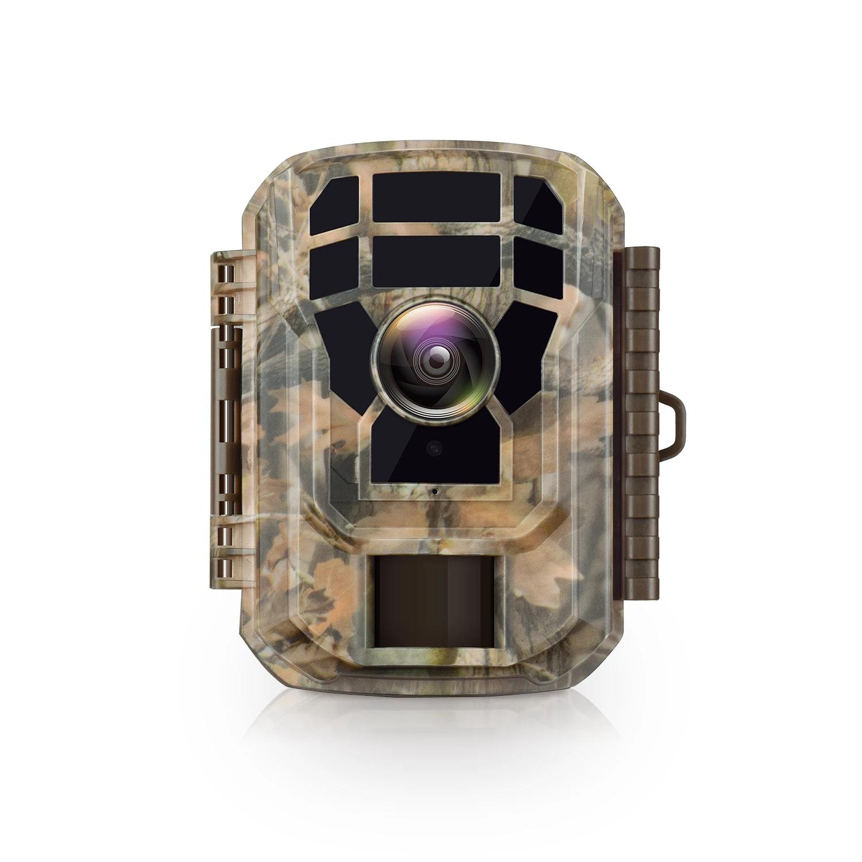 Campark T20 Mini Trail Camera- 16MP 1080P HD video