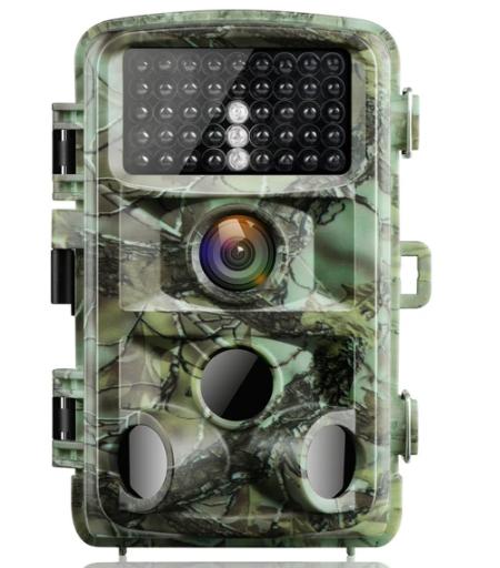 Campark T45A-GREEN Trail Camera 16MP 1080P Night V