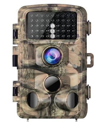 Campark T45A Upgrade Trail Camera 16MP 1080P Hunting Game Camera