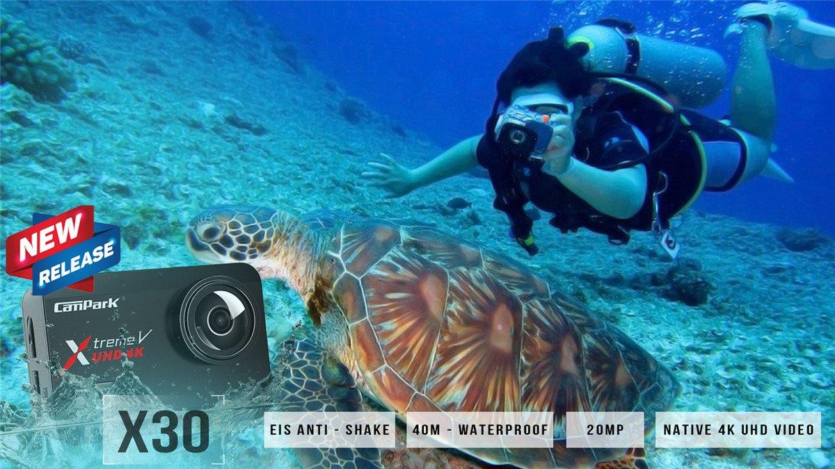 action camera Campark X30