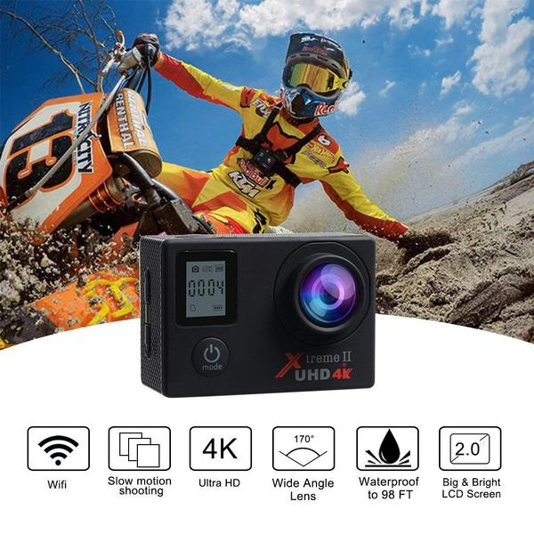 sport camera Campark act76