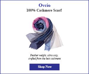 Ovcio cashmere scarf