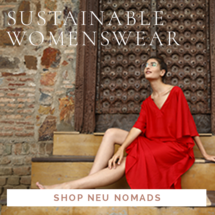 Sustainable Womenswear and Travel Essentials