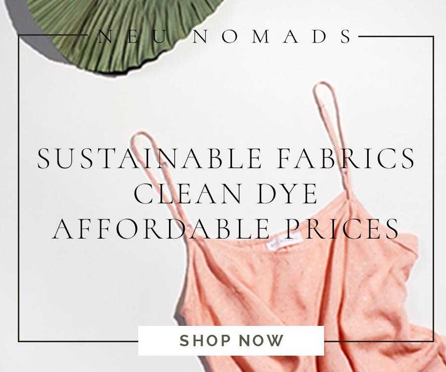 Sustainable Womenswear & Travel Essentials
