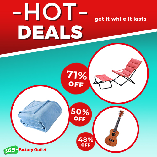 Hot Deals! Outdoor, Home & Music Instruments Up to 71% Off! No Code Need.