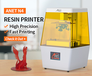 Anet N4 3D Resin Printer