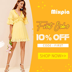 Mxipia First Order 10% Off  With Code: FIRST
