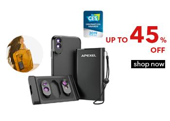 6 in 1 iphone camera lens kit