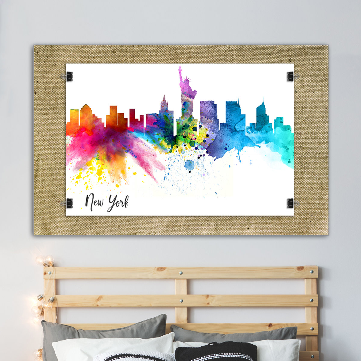 City Skyline Prints