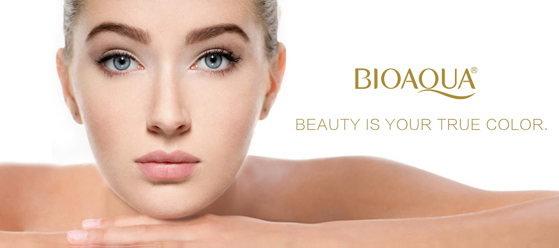 BIOAQUA brand. Beauty is your true color.