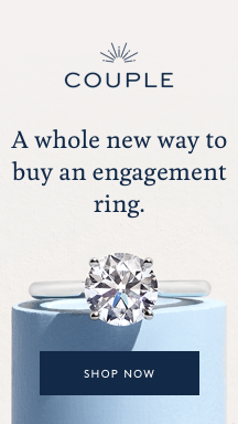 Couple Lab-Grown Diamonds - A whole new way to buy an engagement ring.