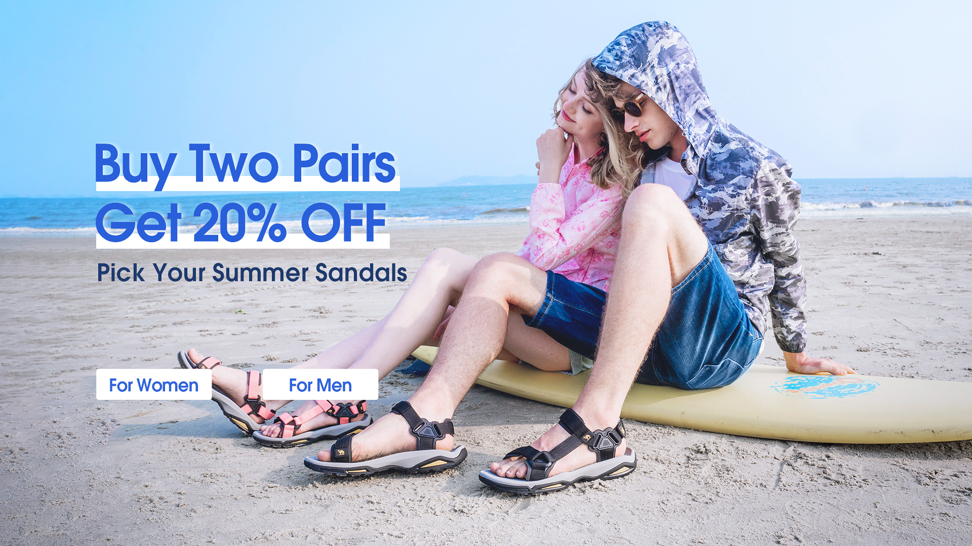Sandals Sale For Men And Women