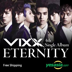YesAsia: Return Of VIXX And Ballad Duo Fly to the Sky!
