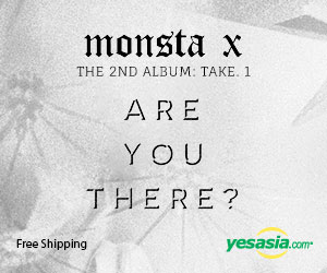 Monsta X Vol. 2 TAKE.1 - ARE YOU THERE?