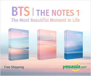 BTS - The Most Beautiful Moment in Life THE NOTES 1 (English)