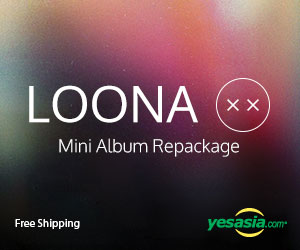 Loona Mini Album Repackage - X X