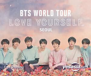 BTS WORLD TOUR - 'LOVE YOURSELF' SEOUL (3DVD + Photobook + Poster + Photo Card) (Korea Version)