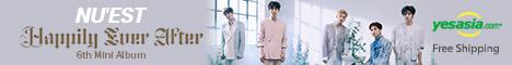 NU'EST Mini Album Vol. 6 - Happily Ever After