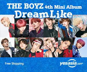 The Boyz Mini Album Vol. 4 - 'DreamLike'