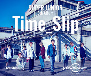 Super Junior Vol. 9 - Time_Slip