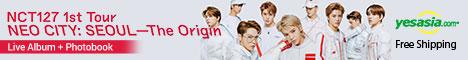 NCT 127 1st Tour NEO CITY : SEOUL � The Origin Concert (Korea Version)