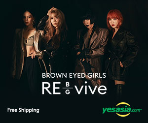Brown Eyed Girls - RE_vive
