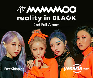 Mamamoo Vol. 2 - reality in BLACK