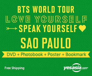 BTS World Tour 'Love Yourself: Speak Yourself' Sao Paulo (Korea Version)