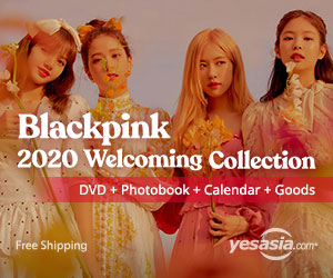 BLACKPINK's 2020 Welcoming Collection (Korea Version)