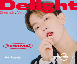 EXO: Baek Hyun Mini Album Vol. 2 - Delight (Chemistry Version)