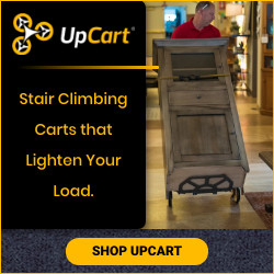 Stair Climbing Carts