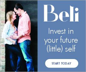 Invest in your future (little) self with Beli!