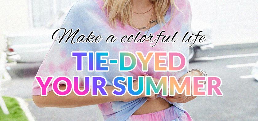 TIE-DYED SUMMER