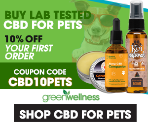 cbd for pets rather than prey