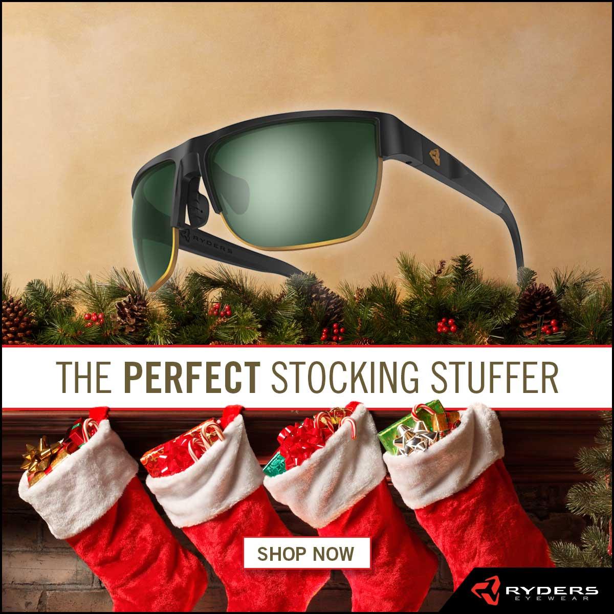 Eyewear is Perfect Stocking Stuffer