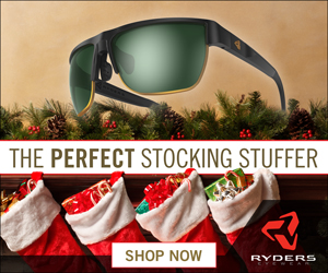 Eyewear is a Perfect Stocking Stuffer