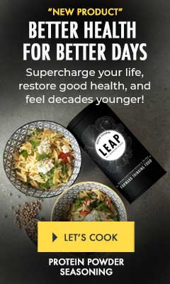 Leap Protein Seasoning