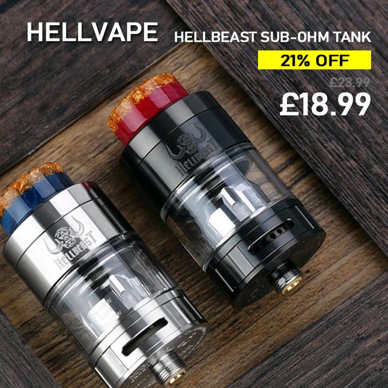 Hellvape Hellbeast Sub-Ohm Tank