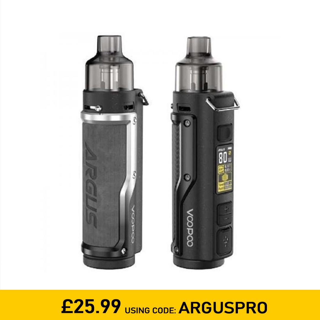 VOOPOOArgusPro80WPodModKit 5 - VOOPOO Argus Pro 80W Pod Mod Kit - £25.99