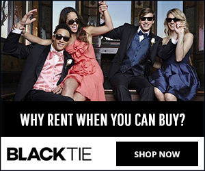"""Don't Settle For A Used Tuxedo Rental!"""""""